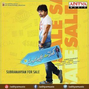 Subramanyam For Sale (2015)
